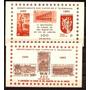 Blocos 16 E 17-novos -4º Cent Do Rio De Janeiro-1965