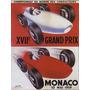 Corrida Carro Monaco 1959 Automóveis Poster Repro