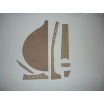 Kit De Moldes Para Bandolin- Eddie Luthier