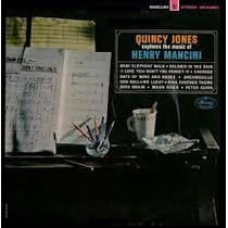 Quincy Jones Interpreta Henry Mancini Jazz - Disco Vinil