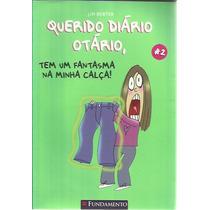 Livro Querido Diario Otario Vol. 2