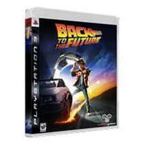Jogo Semi Novo Back To The Future The Game Original Para Ps3