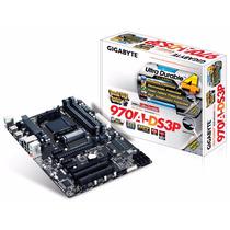 Placa Mãe Gigabyte Ga-970a-ds3p | Pronta Para O Windows 10