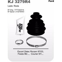 Kit Coifa Homocinética Kj3279r4 Escort Zetec Rocam Fiesta