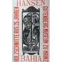 Hansen Bahia Xilo Gravura Quadros Arte Moderna Brasileira