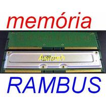 Pentes De Memória Rambus 512 Mb