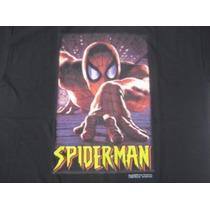 Camiseta Desenho - Homem Aranha - Original