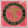 Queensryche Rage For Order [bonus, Remastered] Cd Importado