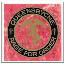 Cd Queensryche Rage For Order (bonus/remaster) [eua] Lacrado