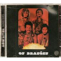 Cd Os Brazões / Rge (1969) Som Livre Masters (lacrado)