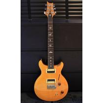 Guitarra Prs Se Santana Yellow Com Bag - Trocas