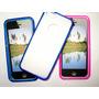 Capa Case Ultra Resistente Iphone 5 + Pelicula Proteção