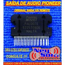 Pal 007 Original Pioneer Saída Amplificadora De Áudio