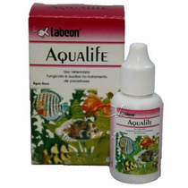 Labcon Aqualife 15 Ml Alcon Para Aquarios, Peixes Discos