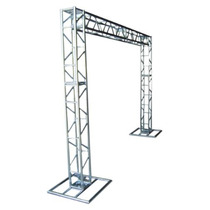 Treliças Q25 Kit Trave Box Truss Aço 2,5/3m , Box Truss, Djs