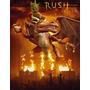 Dvd Rush Rush In Rio [eua] Duplo Novo Lacrado