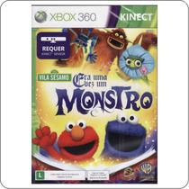 Era Uma Vez Um Monstro - Kinect - Xbox 360 - Novo Lacrado