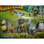 05  Bonecos  Juntos  Madagaskar  Personagens
