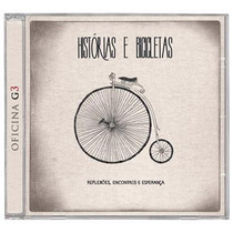 Oficina G3 - Histórias E Bicicletas *lançamento* - Cd - Mk