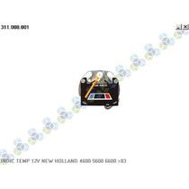 Indicador De Temperatura 12v New Holand 4600 5600 6600 /83
