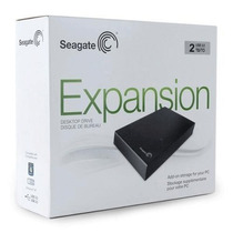 Hd Externo Seagate 2tb 2000gb Expansion Usb 3.0 Frete Grátis