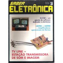 Revista Saber Eletrônica Nº 204