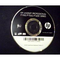 Cd Hp Laserjet Professional P1100-p1560-p1600 Series