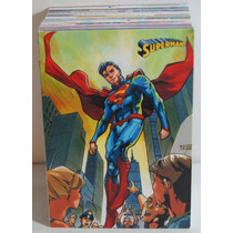 Cards - Superman: The Legend - Coleção Completa