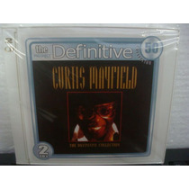 Curtis Mayfield - The Definitive Collection - Cd Duplo...