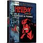 Hellboy: Sangue E Ferro - Desenho Animado - Dvd