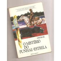 Livro O Mistério Do Punhal Estrela - Assis Brasil