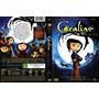 Dvd Coraline E O Mundo Secreto Novo Orig Lacrado Animação