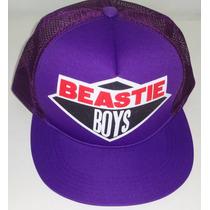 Boné Trucker Aba Reta Beastie Boys