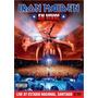 Dvd Iron Maiden En Vivo! Live Santiago {import} Duplo Novo