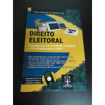 Direito Eleitoral - Carlos Eduardo De Oliveira Lula