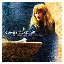 Cd Loreena Mckennitt Wind That Shakes The Barley [eua] Novo