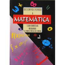 Livro De Cálculo- Limite, Derivada E Integral 1500 Exer. Res
