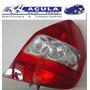Lanterna Traseira Honda Fit 2004 05 06 07 08 Original