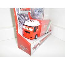 Caminhão Disney Cars Transformável Sal Mattel