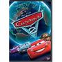 Carros 2 Dvd Disney Pixar Original Lacrado Cars Toons