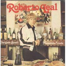Roberto Leal Compacto De Vinil Obrigado Brasil 1981