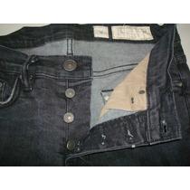 Calça Jeans All Saints Spitalfields Skinny Masc. 38
