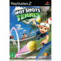 Hot Shots Tennis Ps2 Jogo Original Novo Lacrado Nota Fiscal