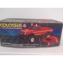 Colossus Da Estrela Na Caixa (não Acompanha Controle Remoto)