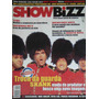 Showbizz No. 156 Skank Titãs Racionais Backstreet Boys Beast