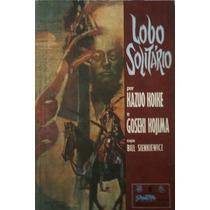 Mangá - Lobo Solitário Nº 06 Sampa