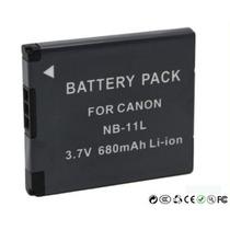 Bateria Nb-11l 680 Mah P/ Camera Canon A2300 A4000 Ixus 240