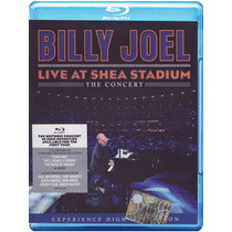 Billy Joel: Live At Shea Stadium [eua] Blu-ray Novo Lacrado