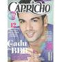 Capricho 1093: Cadu Parga / Joe Jonas / Restart / Keke Palme