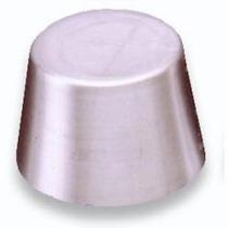 Forminha Para Pudim Gabinete Reto Em Aluminio 24 Unidades